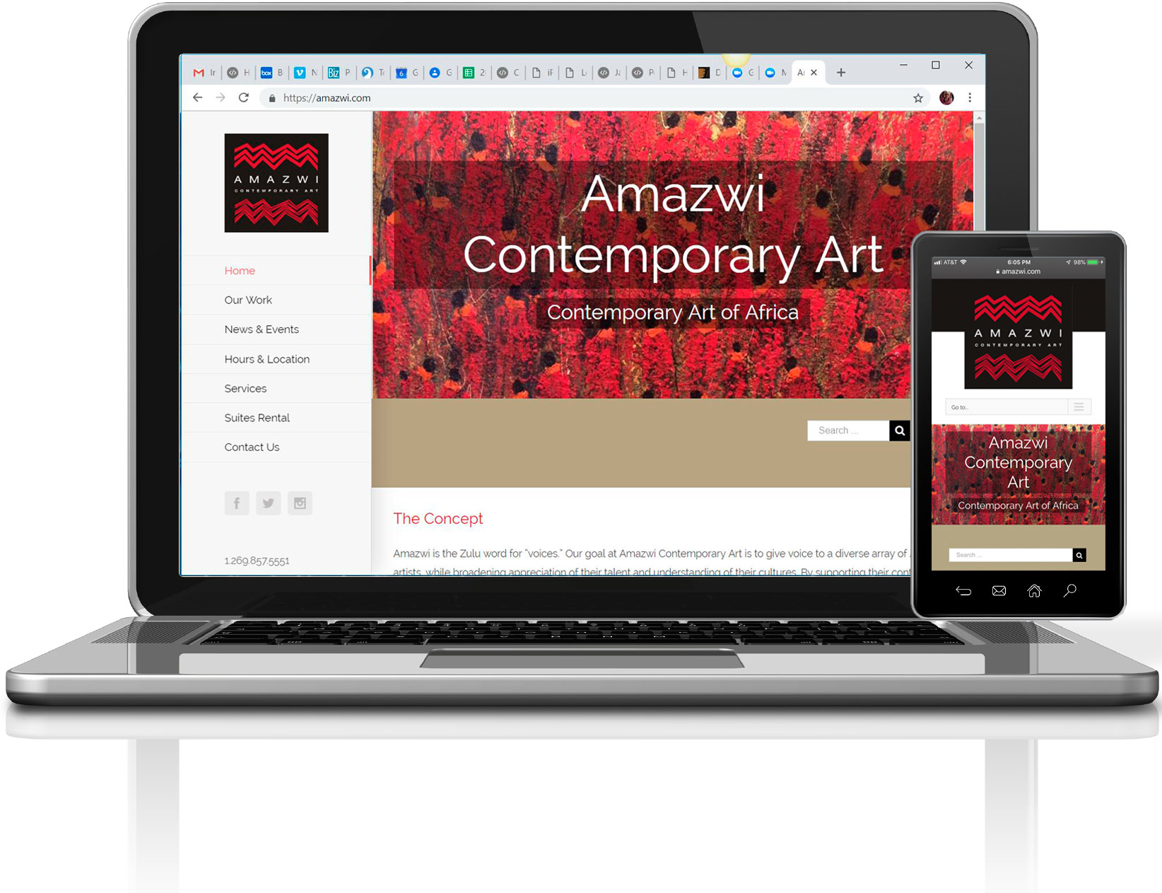 Amazwi Contemporary Art